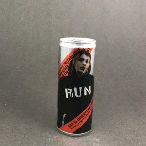 RUN –  ENERGYDRINK