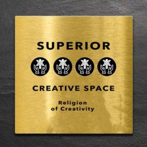 Weihe und Segnung von kreativen Orten