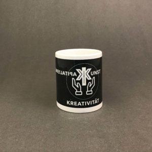Tassen der Religion der Kreativität